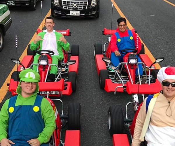 Nintendo Rage Quits on Tokyo Mario Kart Attraction