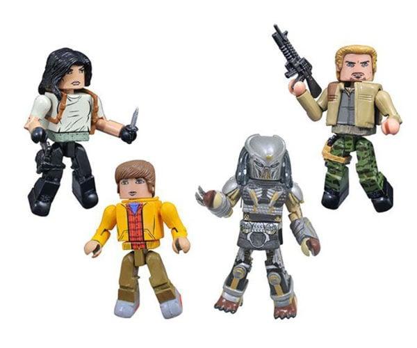"""The Predator"" Minimates Revealed: Get to the Shoppa Cart!"