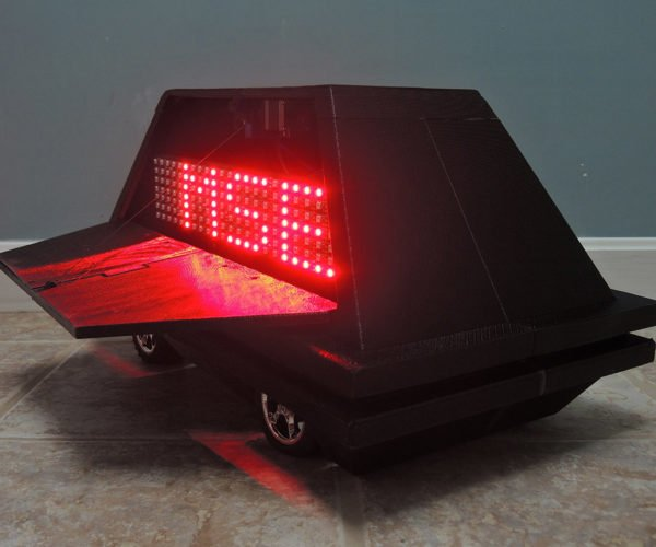 DIY Star Wars Mouse Droid with Hidden Payload