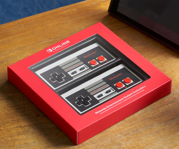 The Nintendo Switch Gets Official NES Controllers… With a Catch