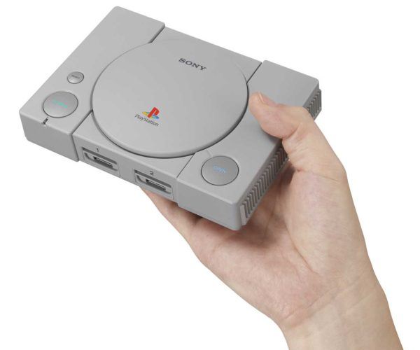 Sony PlayStation Classic Mini Console Price and Release Date Announced