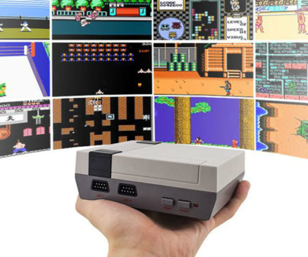 Play Hundreds of Retro Games on This Bargain-priced Console