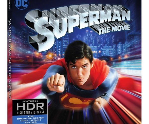 Superman The Movie to get 4K UHD Blu-Ray Update