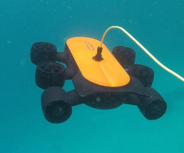 Titan Underwater Drone: See Under the Sea