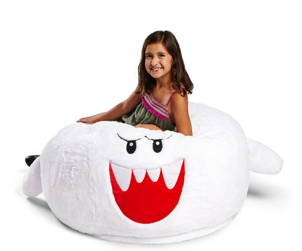 Mario Boo Ghost Bean Bag Chair: Boo Bean