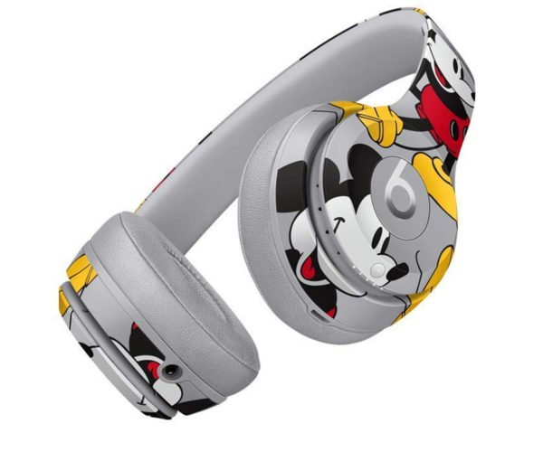 Apple Teams with Disney for Mickey Mouse Beats Solo3 Headphones