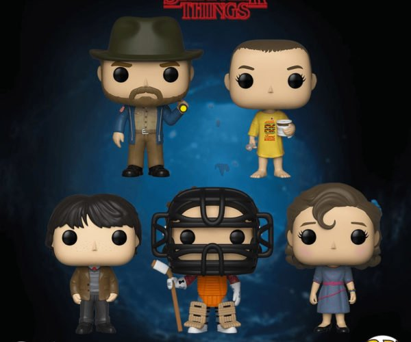 Stranger Things 2018 Funko Collection Turns Wallets Upside Down