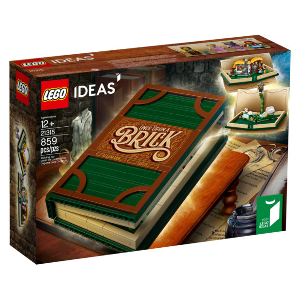 LEGO Ideas Pop-Up Storybook Goes Into Production - Technabob