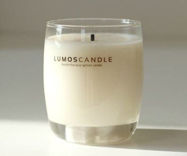 The Lumos Candle Lights Itself: Laziness Level MAX