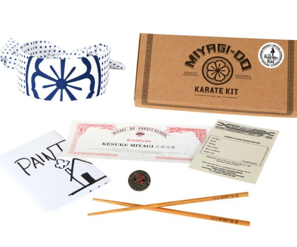Karate Kid Miyago-Do Karate Kit: Wax Sold Separately