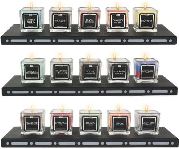 What Does Star Wars Smell Like? These Candles