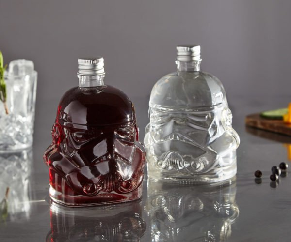 Maybe The Reason Stormtroopers Were Such Bad Shots Was Too Much Gin