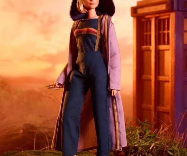 Jodie Whittaker Doctor Who Barbie Doll: Mattel Calling Orson…