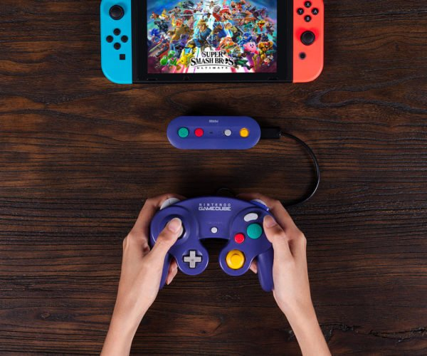 8BitDo GBros. Wireless Adapter Brings GameCube Control to the Switch