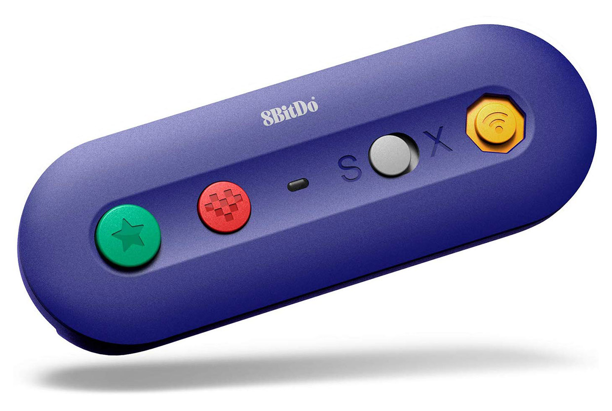 8BitDo GBros  Wireless Adapter Brings GameCube Control to the Switch