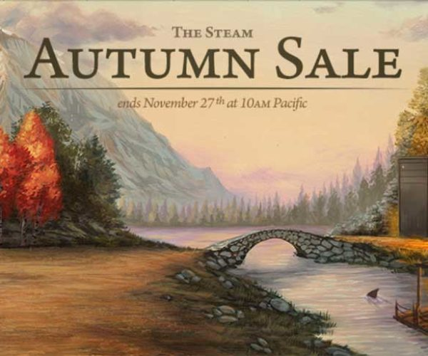 Steam Autumn Sale Gives Gamers Great Discounts from Black Friday through Cyber Monday