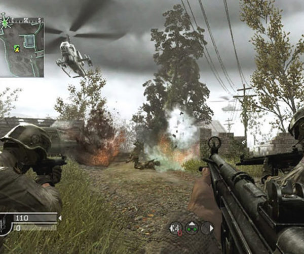 Get Call of Duty 4: Modern Warfare for Mac for Just 10 Bucks