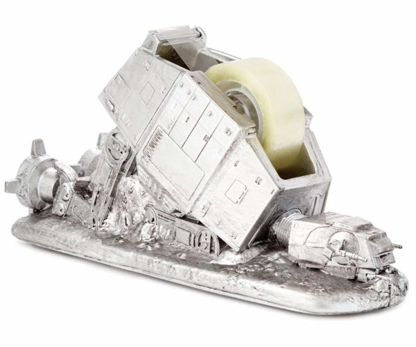 Fallen AT-AT Tape Dispenser Turns Your Desk into Hoth
