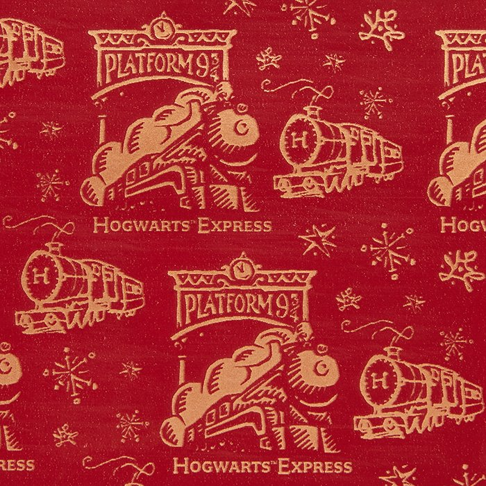 Harry Potter Wrapping Paper Isn T Just For Wizards