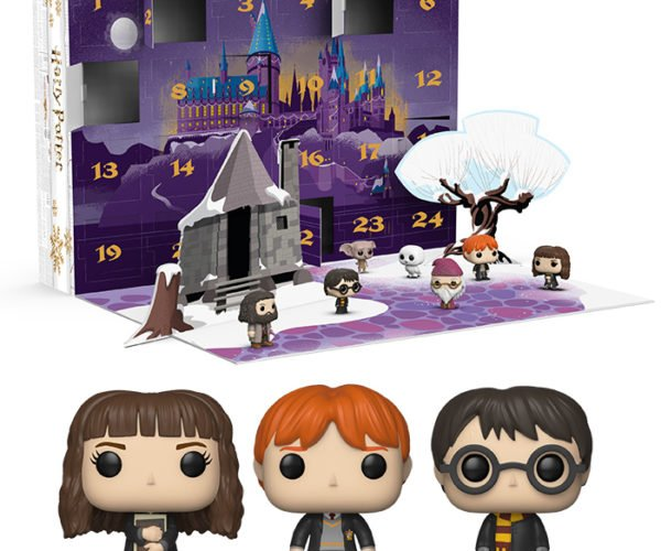 Harry Potter Advent Calendar Counts Down to a Magical Christmas