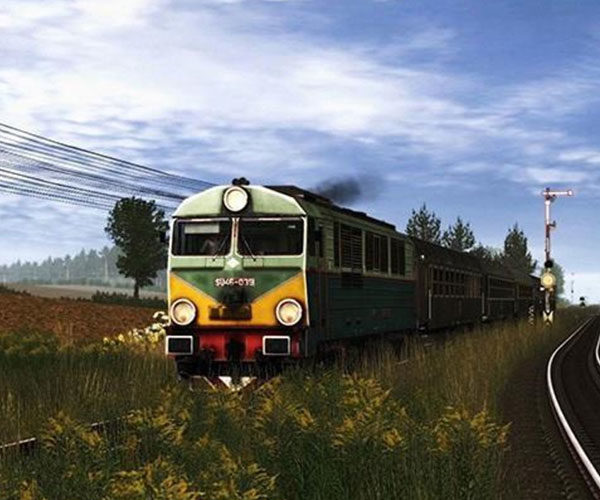 Ride the Rails with the Latest Version of Trainz