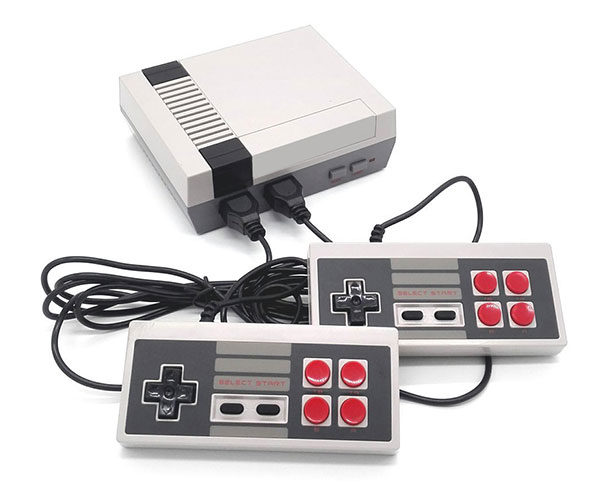 Play 600 8-bit Games on This Retro Console – Take An Extra 20% Off For Black Friday!