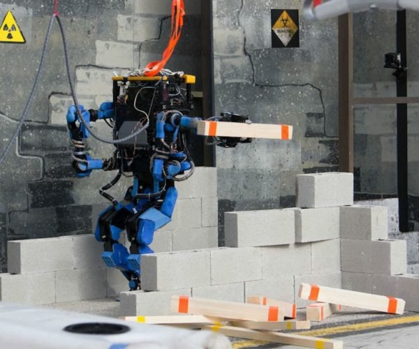 Google Gives SCHAFT Robotics Unit the Shaft