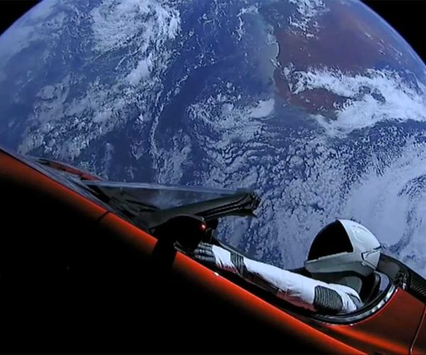 SpaceX's Starman and Tesla Roadster Have Gone Beyond Mars