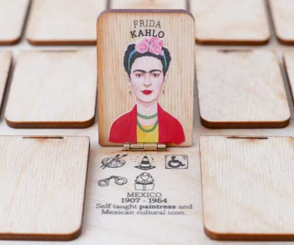 """Who's She?"" Guessing Game Teaches Facts About Famous Women"