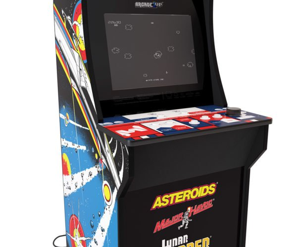 OMG! Asteroids Arcade1Up Cabinet is Only $199 at Walmart