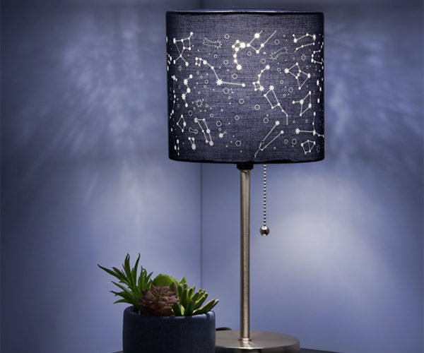 Constellation Lamp is Perfect for Indoor Astronomers