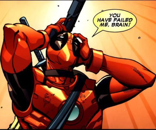 HWAT?!? Marvel May Take Away Deadpool's Ability to Break the Fourth Wall