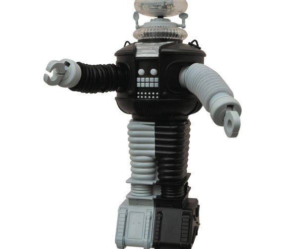 """Lost in Space"" B-9 Robot is Stright from the Opposite World"