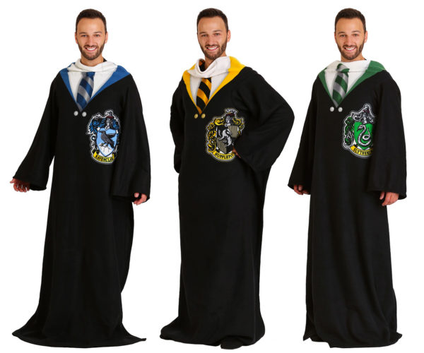 Harry Potter Wearable Throw Blankets: Snuggies Aren't Just for Muggles