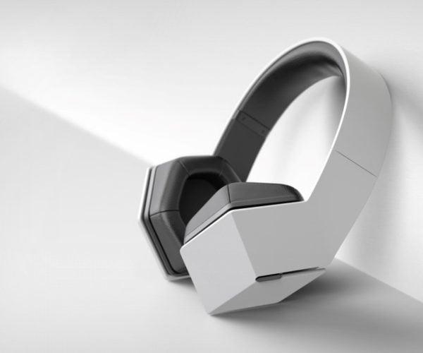 Lenovo SoundCube Headphone Concept Breaks the Rules