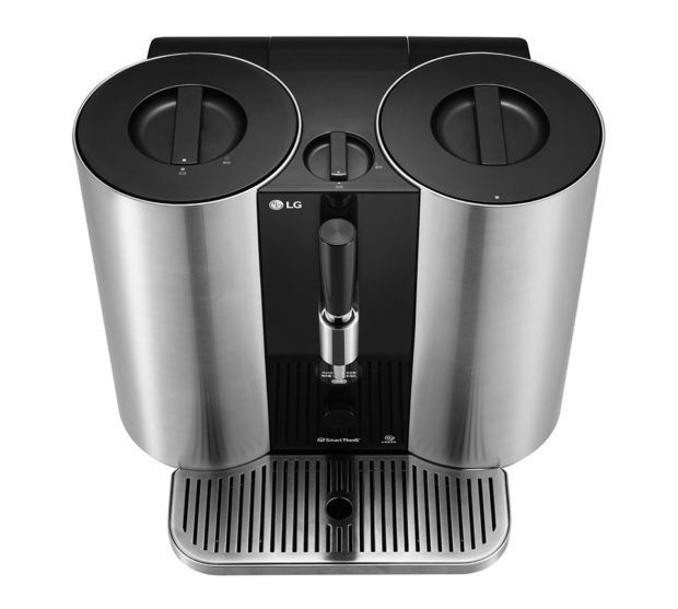 LG HomeBrew Is a Keurig for Beer - Technabob