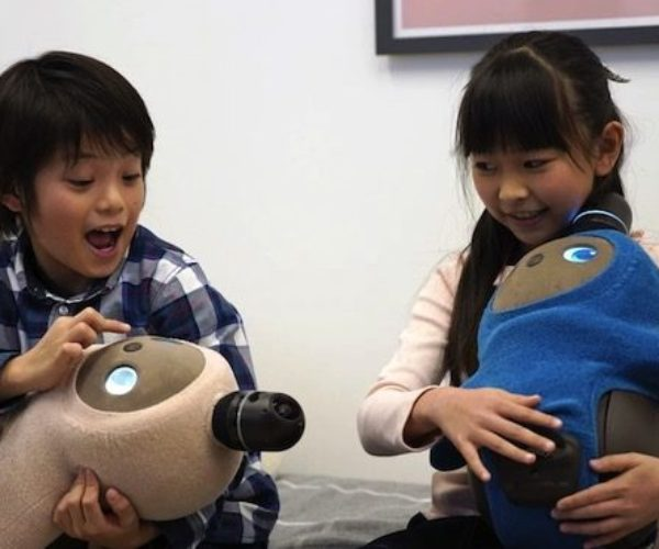 Lovot Robot Just Wants Hugs (and $3,000 of Your Money)