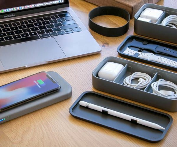 Give the Gift of Wireless Charging and Organization with the BentoStack Charge