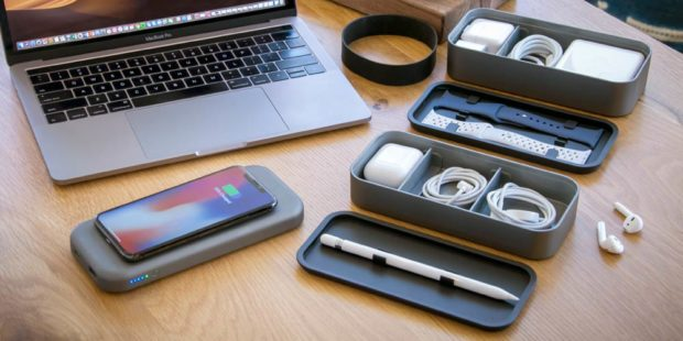 Give the Gift of Wireless Charging and Organization with the BentoStack Charge - Technabob
