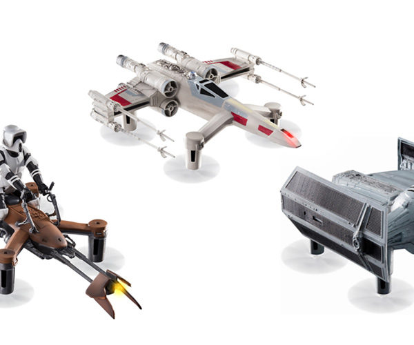 These Mini Drones are Perfect for Any Star Wars Fan