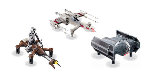 These Mini Drones are Perfect for Any Star Wars Fan - Technabob