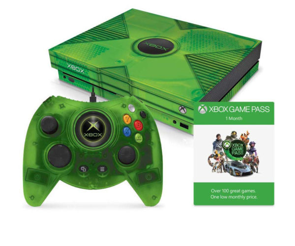 Hyperkin Xbox Classic Pack Turns Xbox One X into an Original Xbox