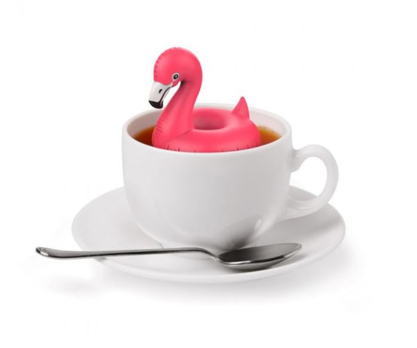 The Float-Tea is a Pool Float for Your Tea Cup