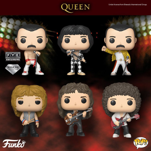 Freddie Mercury Wembley 1986 POP! Figure Will Rock You - Technabob