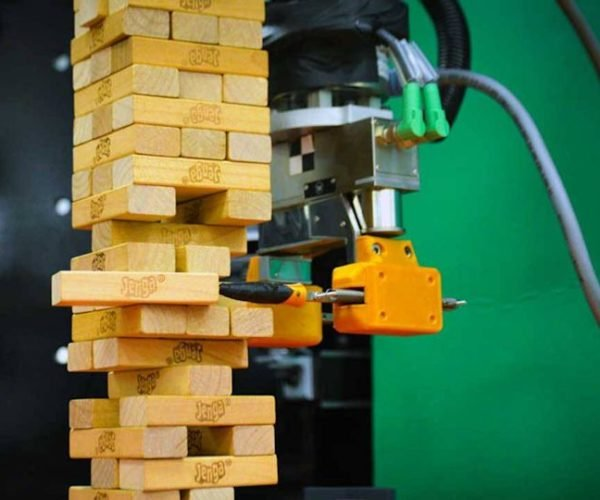 This Robot Will Beat You at Jenga
