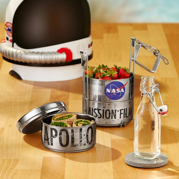 "NASA Apollo 11 Meal Canister: Lunch? I Thought You Said ""Launch!"""