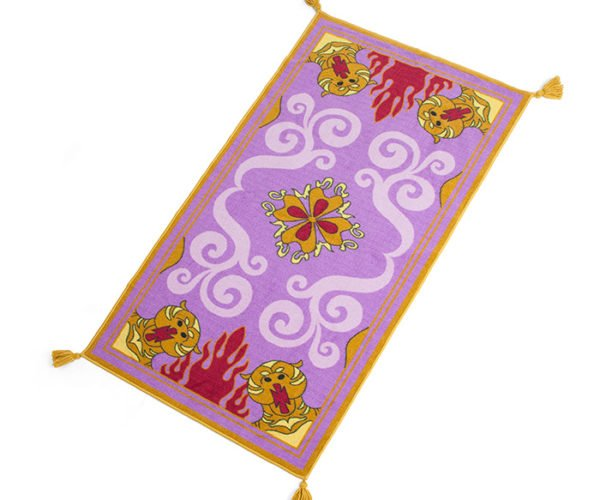 Aladdin Magic Carpet Rug Flies into Your Wallet and Grabs $70