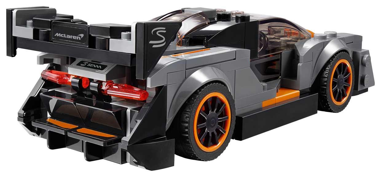 Lego Mclaren Senna Lets You Own A Million Dollar Super Car