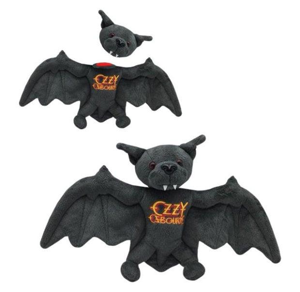 Ozzy Osbourne Plush Bat Has a Detachable Head - Technabob