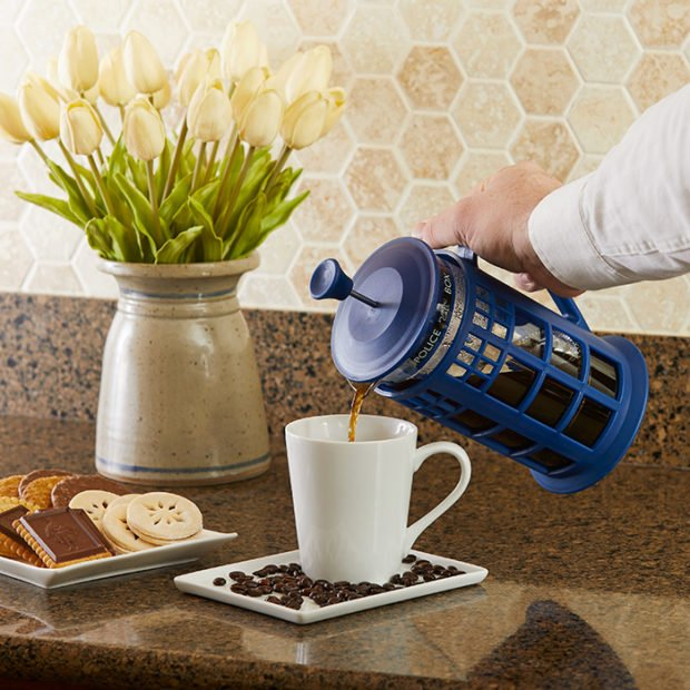 Doctor Who TARDIS French Press: Coffee for Your Companion - Technabob
